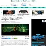 Trainspotting - Critique du Huffington Post Avril 2016
