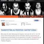Trainspotting - Critique de Sors-tu ? Avril 2016