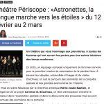 Astronettes - Infoculture Février 2019