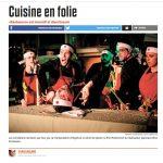 Rashomon La Journal de Québec avril 2019