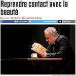 Lentement la beauté Claude breton-potvin
